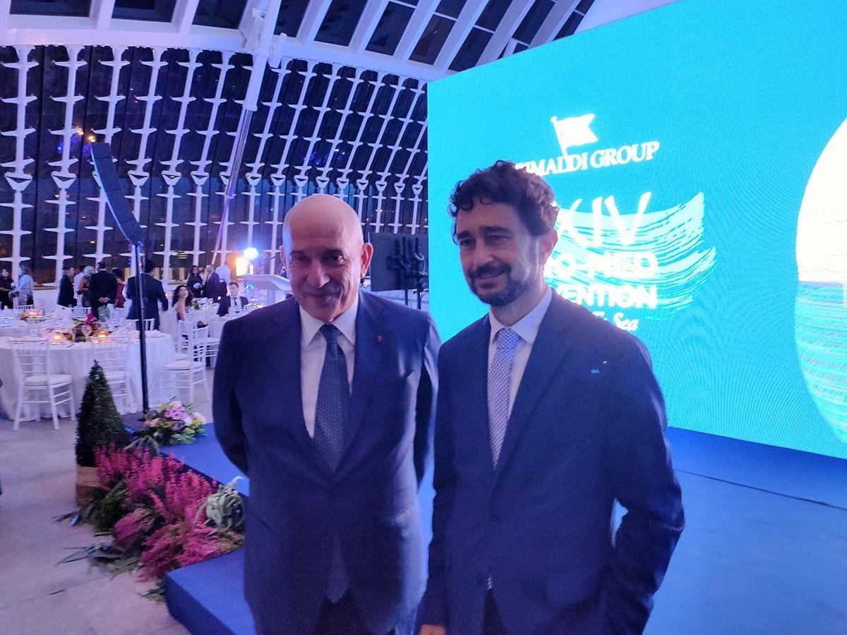 GrimGrimaldi concluyó su convención anual con una cena de gala en L'Hemisfèric de Valenciaaldi-Calvet-min