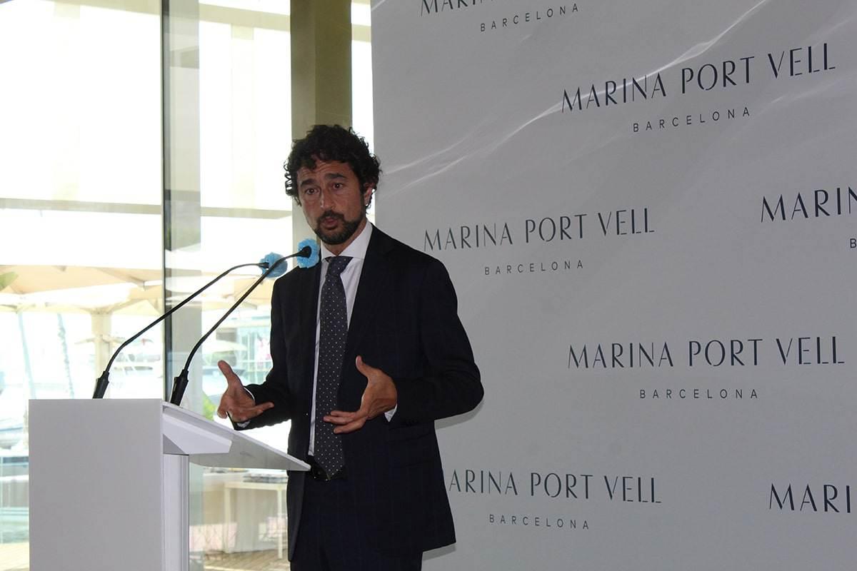 Marina Port Vell ha presentado su plan inversor para especializarse en punto de destino de megayates