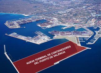 Nueva terminal contenedores