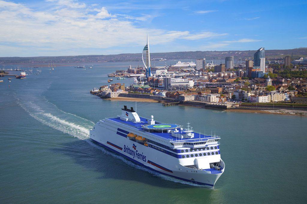Brittany Ferries construye dos nuevos barcos para el mercado español