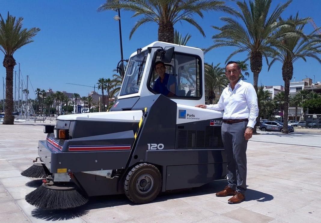 La Generalitat incoporara vehículos eléctricos en los puertos e1562338307910