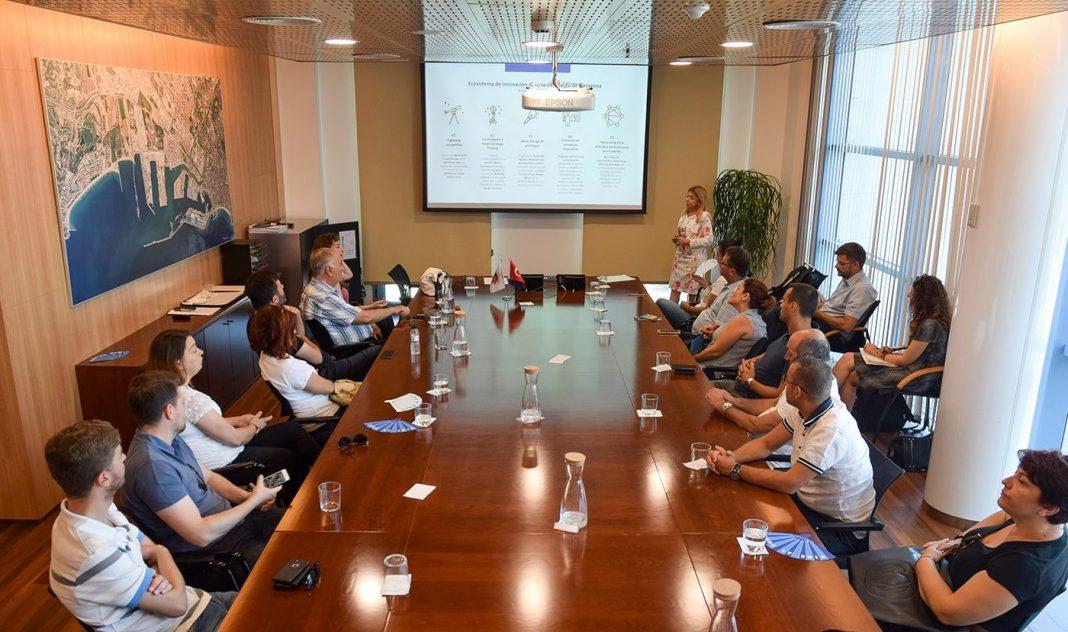 Turquia se interesa por los proyectos innovadores del puerto de Tarragona 1 min e1562941773110
