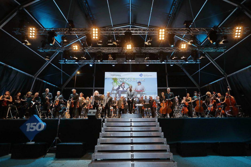 concierto puerto de barcelona 150 aniversario11 min