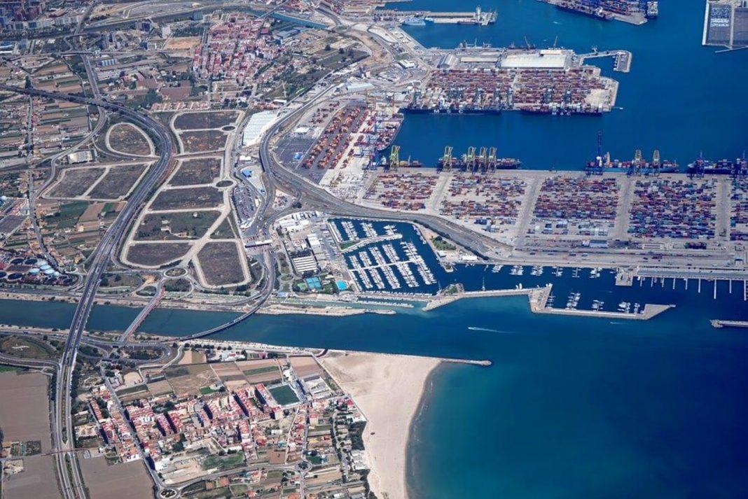 zal valencia puertos
