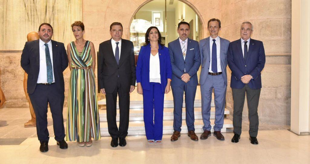 Toma posesion Concepción Andreu Presidenta La Rioja