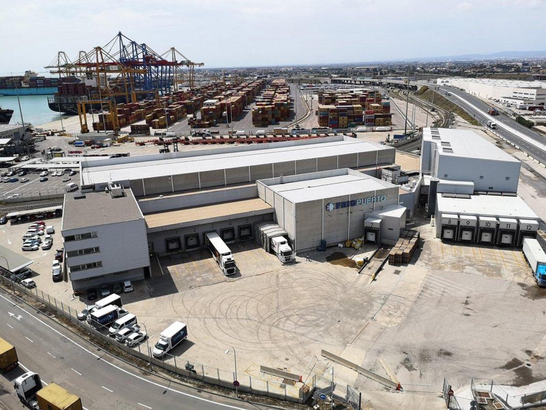 Cool Logistics puerto de valencia min
