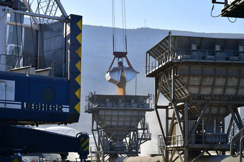 SLP principales operadores puerto Bilbao