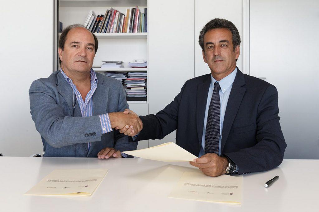 Modesto Pineiro y Francisco Martin