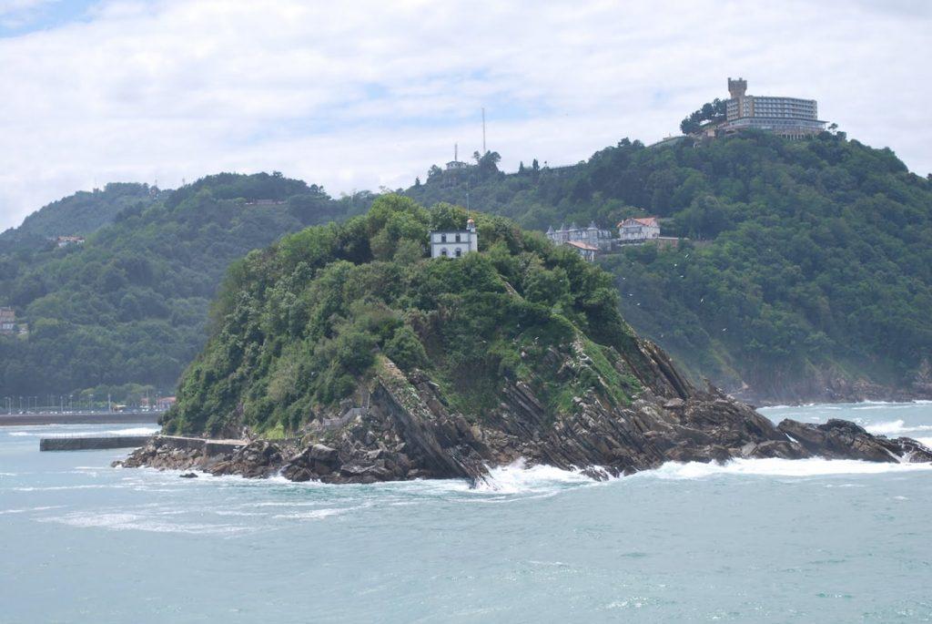 Isla y Faro de Santa Clara