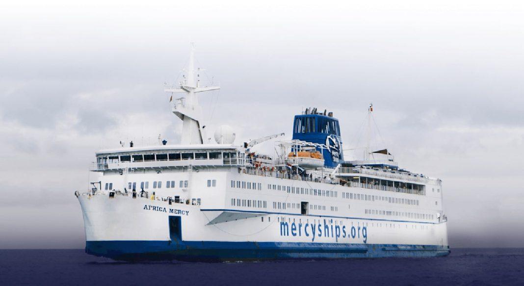 Berge Mercy Ships Cargo Day min