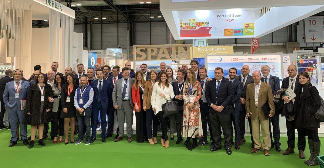 FruitAttraction. Grupo delegación Algeciras grande min