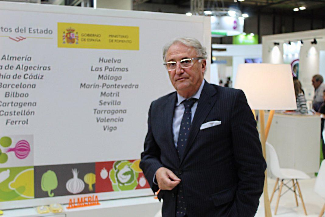 Presidente Autoridad Portuaria de Almería min