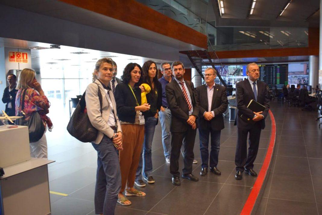 Visita Aeroport Comitè Executiu AENA 1024x683 min