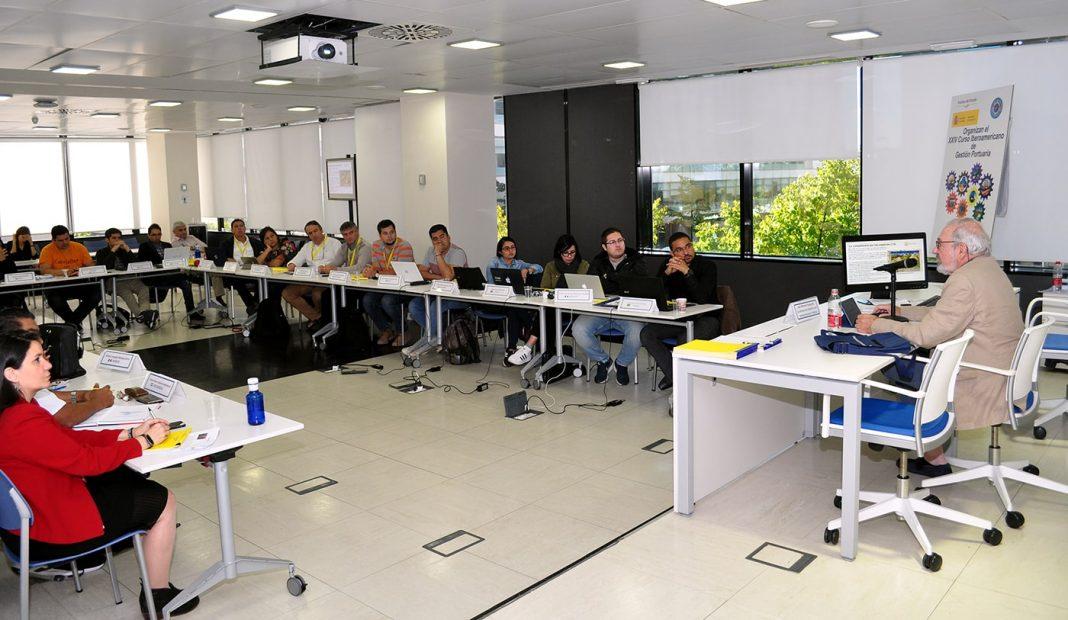 curso iberoamericano gestion portuaria min