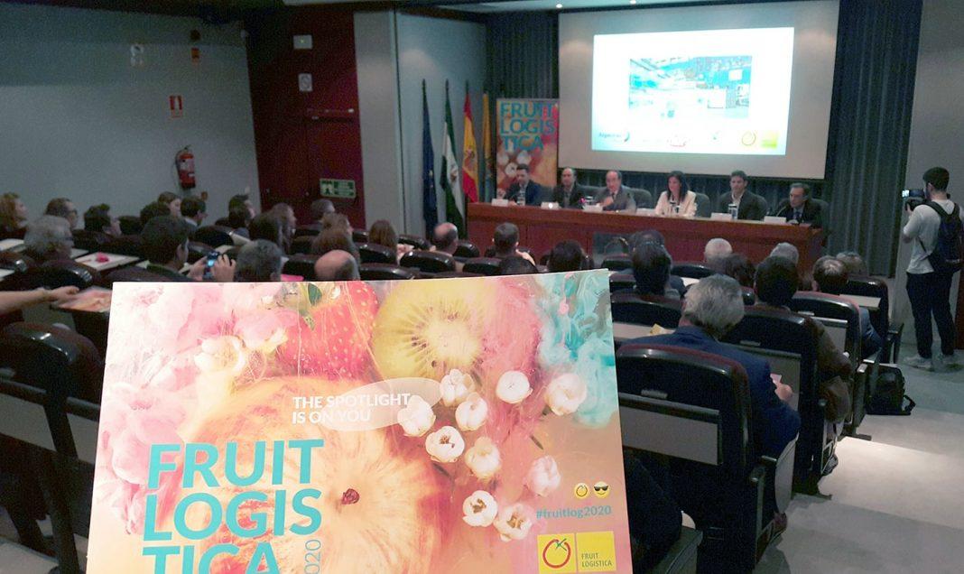 Jornada FruitLogistica Inauguracion min