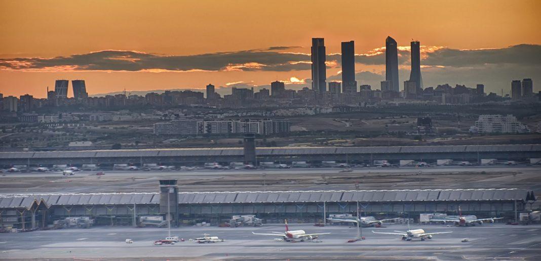Madrid SkyLine min