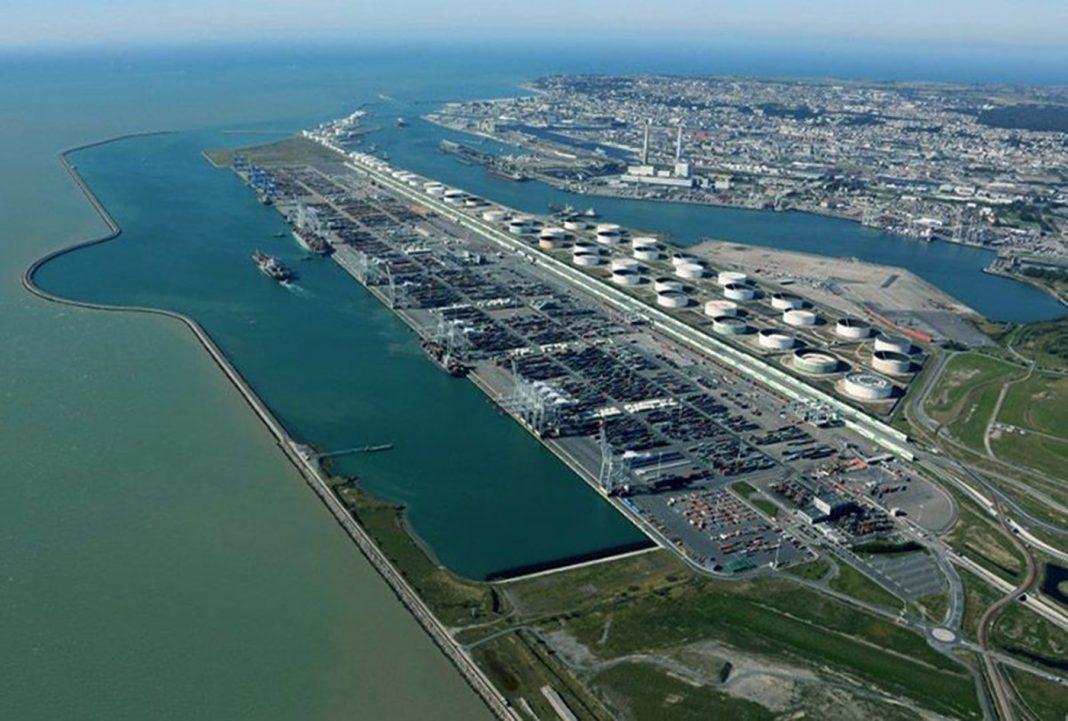 Terminal contenedores puerto le havre1 min