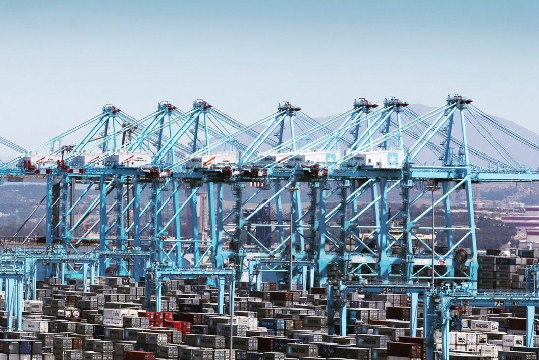 trafico puertos espanoles min