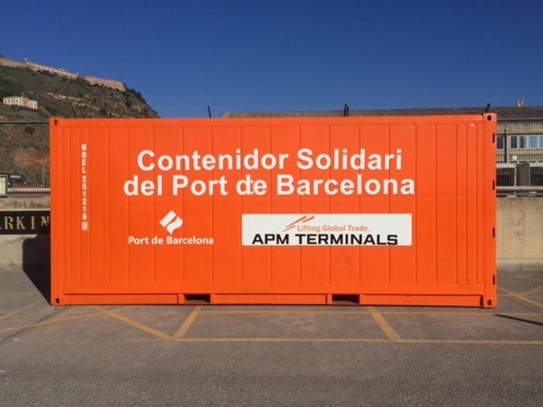 navidad solidaria puerto de barcelona min