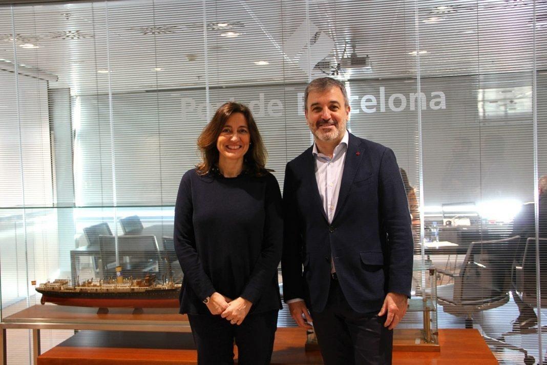 reunion puerto ayuntamiento de barcelona1 min