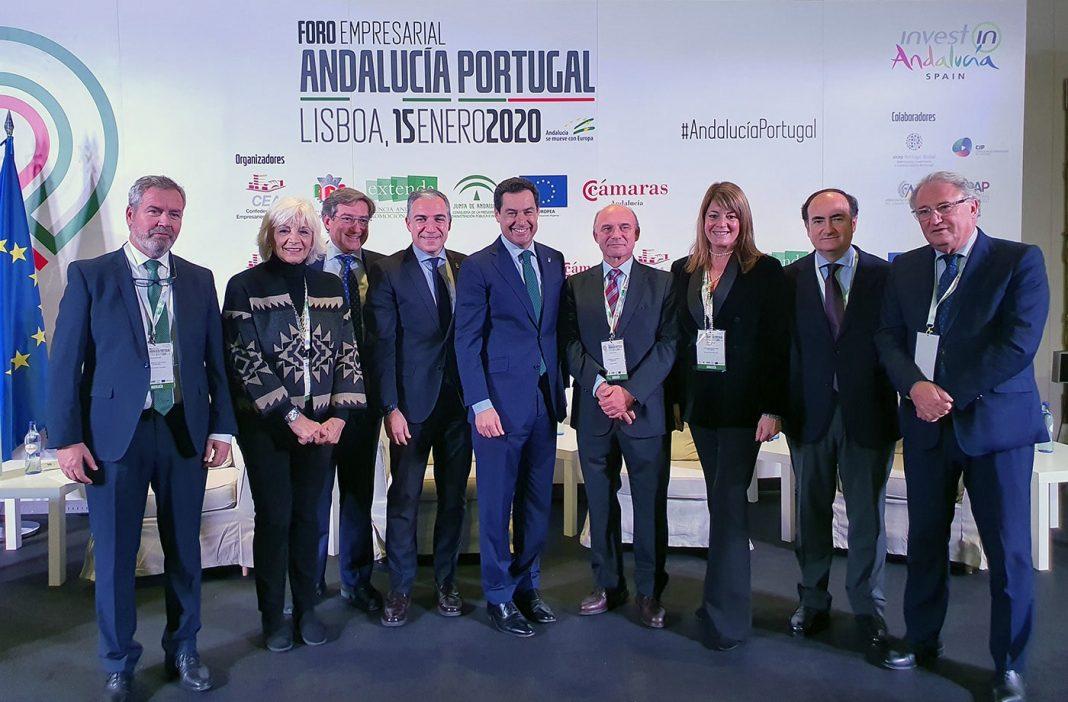 Encuentro puertos Andalucía Portugal min