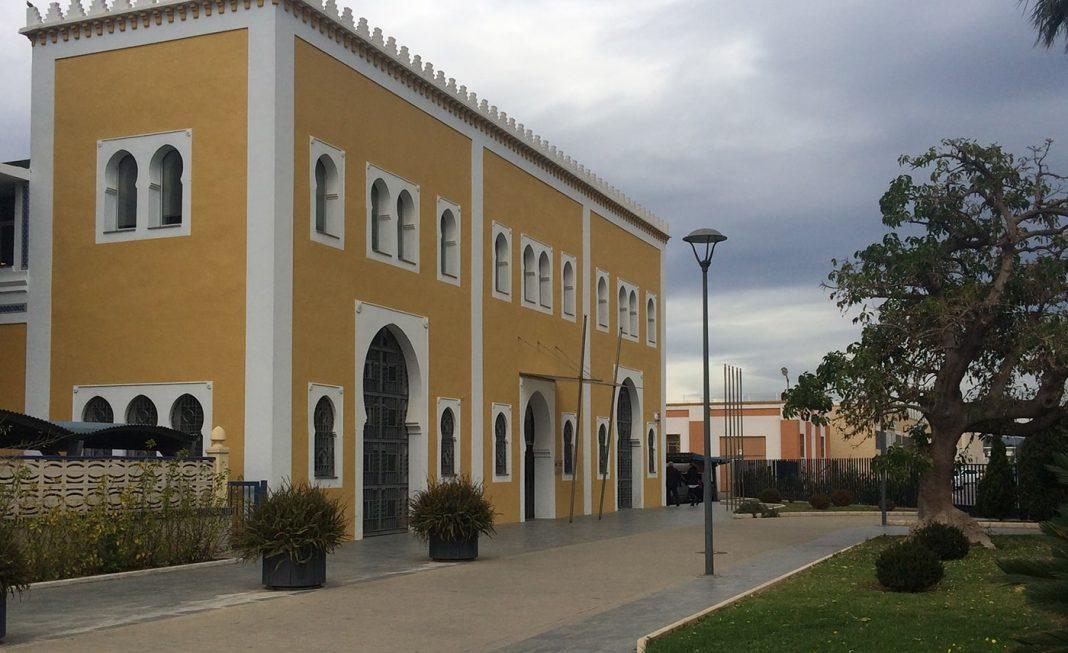 Sede Autoridad Portuaria Castellon 1 min
