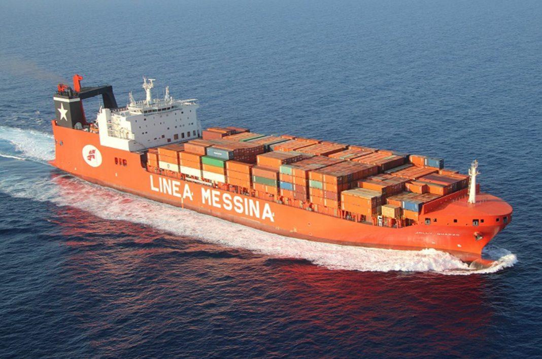 berge consignara los buques de messina line min