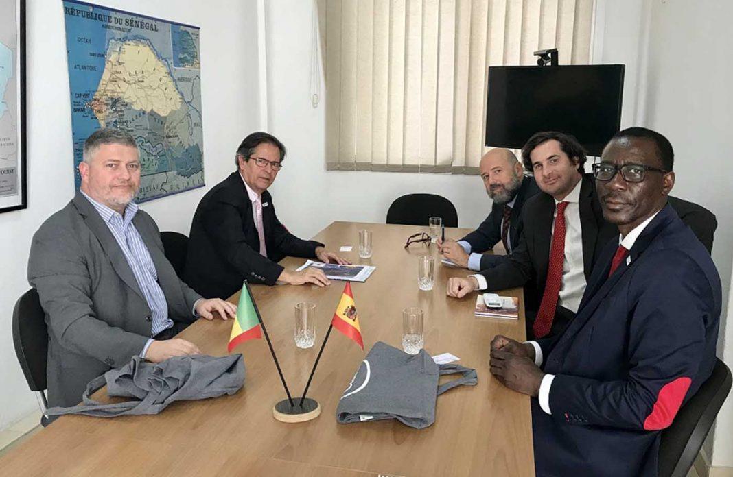 delegacion liderada por la fundación puertos las palmas dakar min