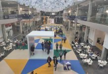 Instalaciones Feria Valencia durante el cierre de Cevisama min