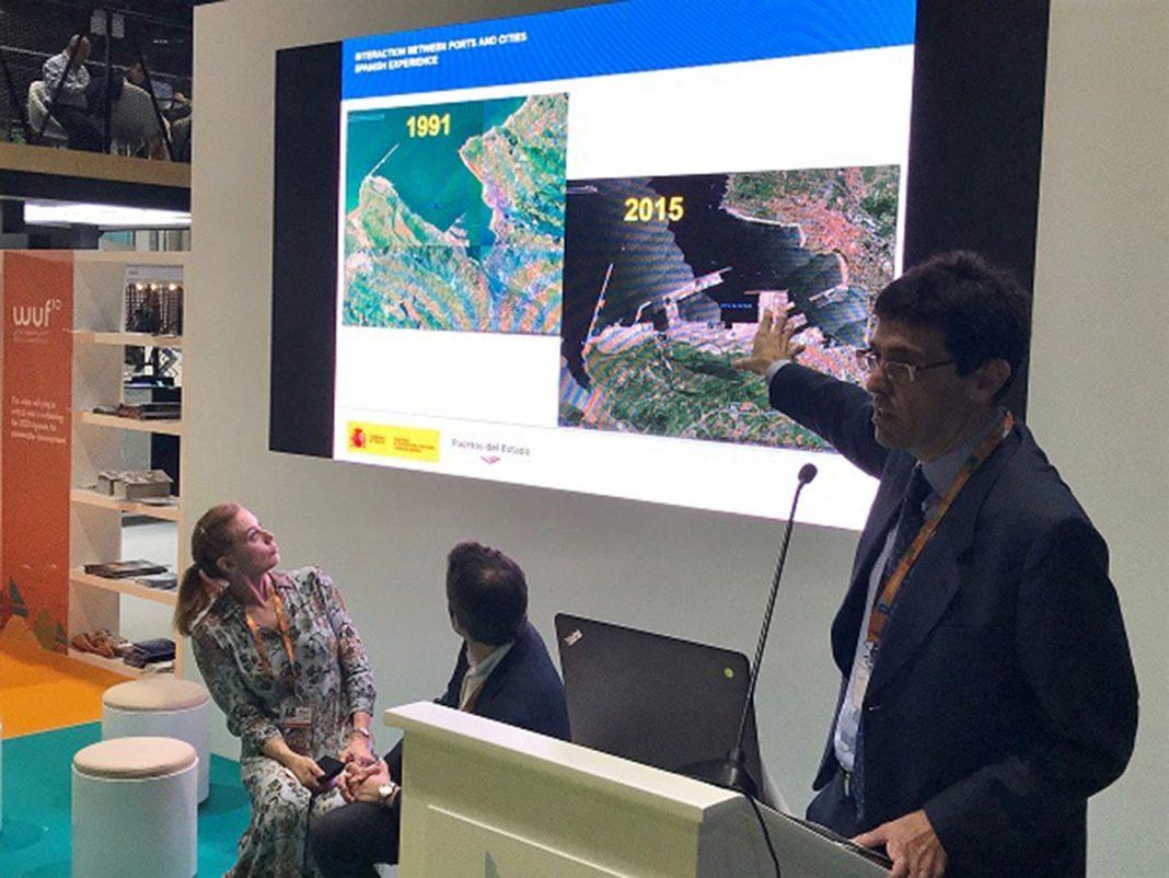 Manuel arana subdirector planificación puertos del estado min