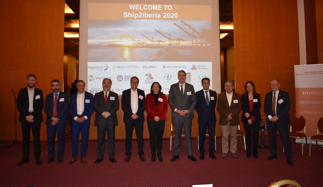 Ship2Iberia 2020 puerto de Tarragona min