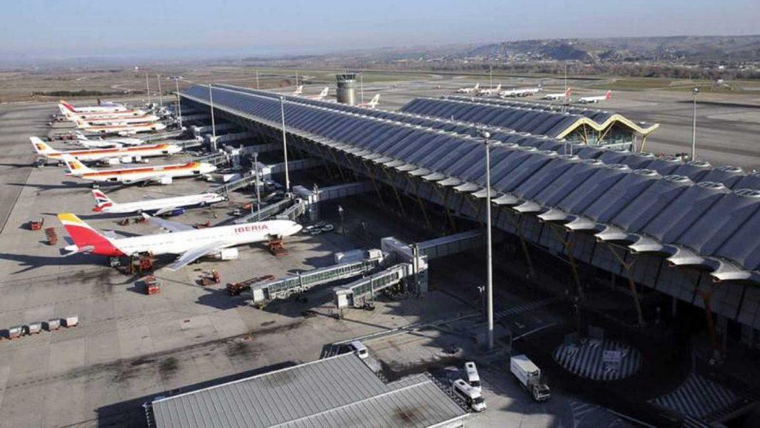 aeropuerto madrid ateia min
