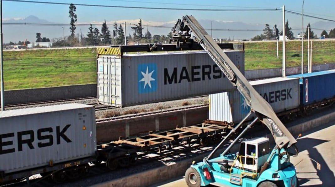 Maersk tren min