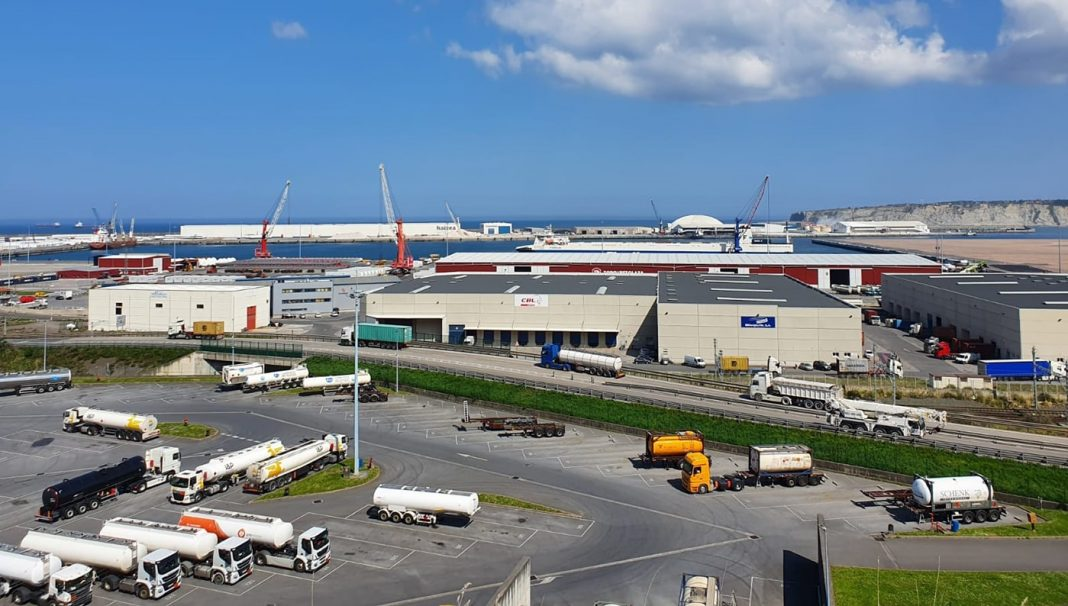 Puerto Bilbao 2020 min