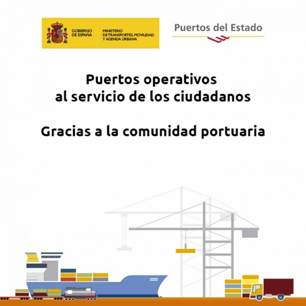 campaña puertos del estado