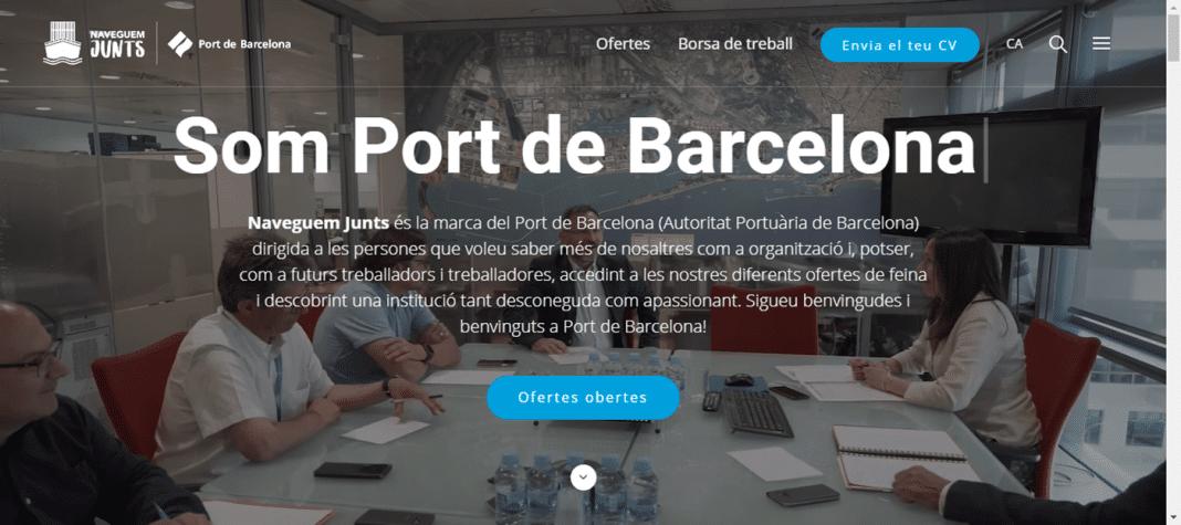 portal de seleccion puerto de barcelona min