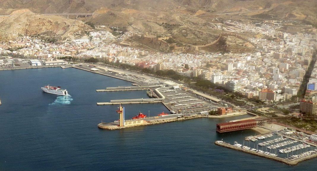 puerto de almeria min 1