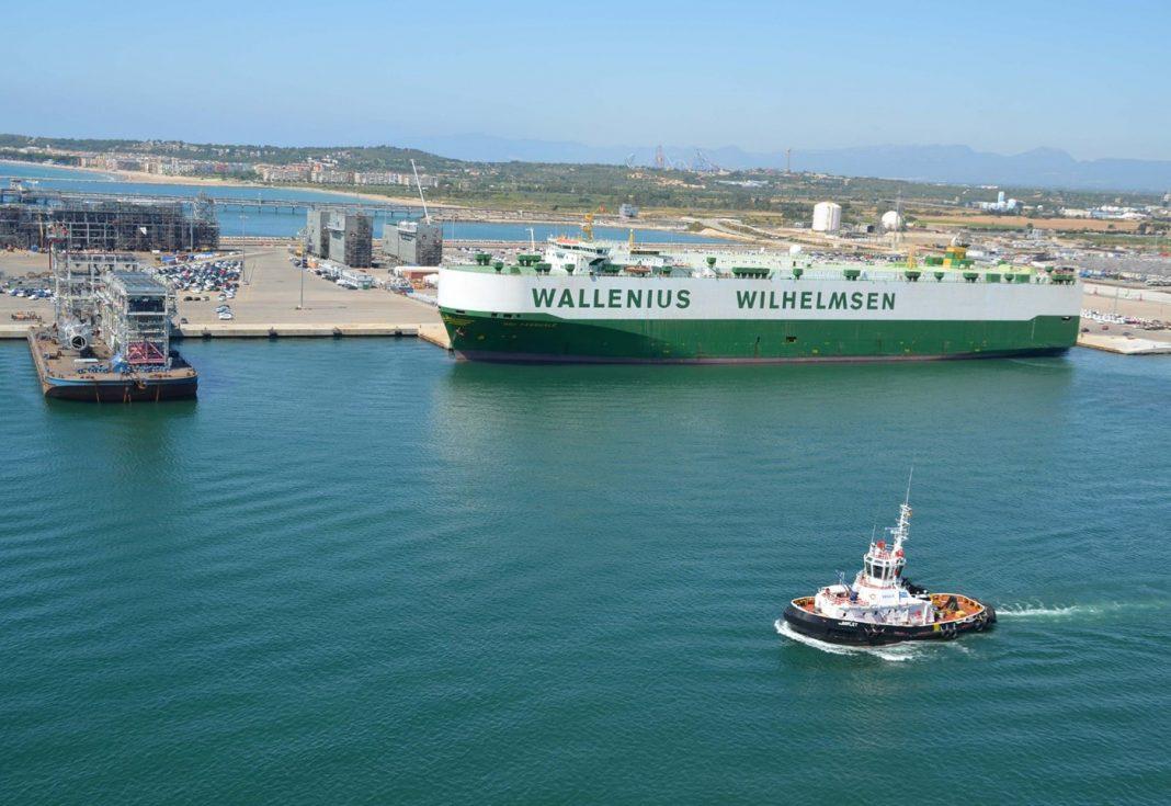 puerto de tarragona sirenas min