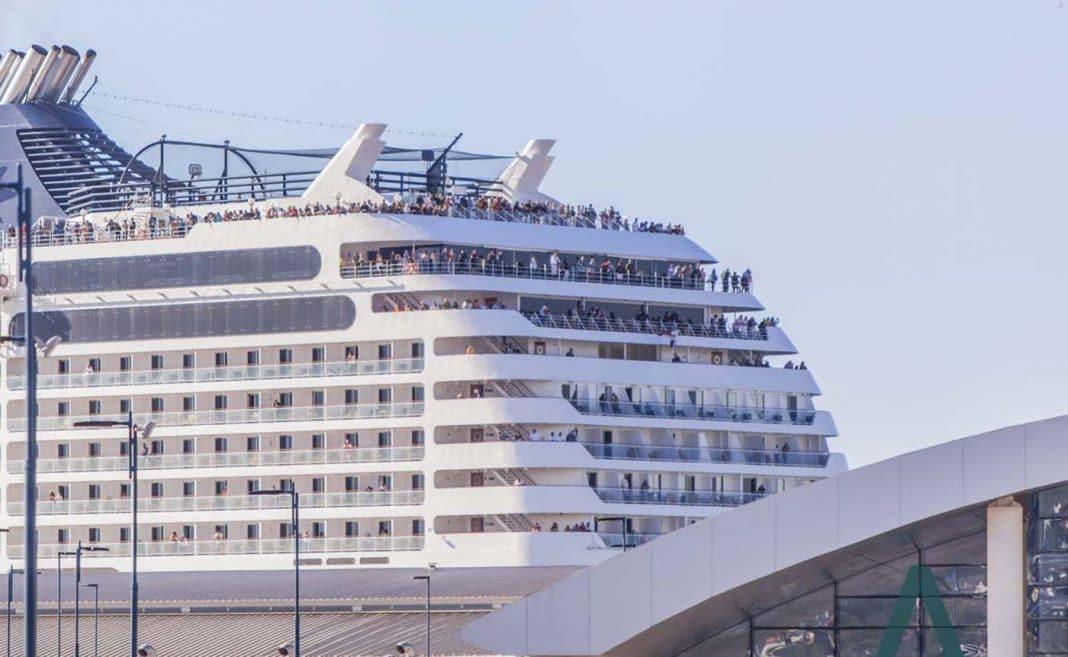 puertos espanoles prohibicion cruceros