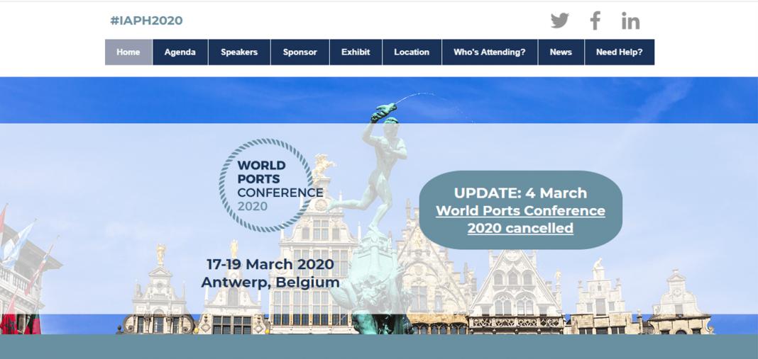 world ports conference min