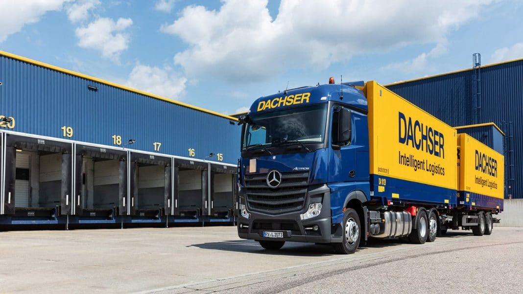 Dachser Truck