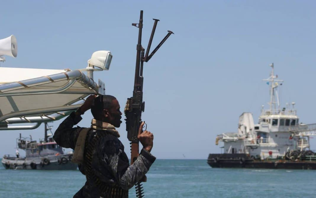 pirateria maritima