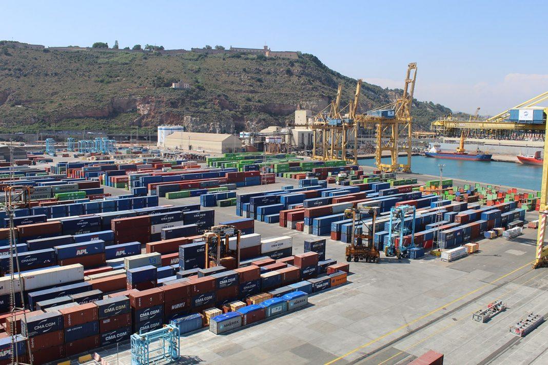 puerto de barcelona min 1