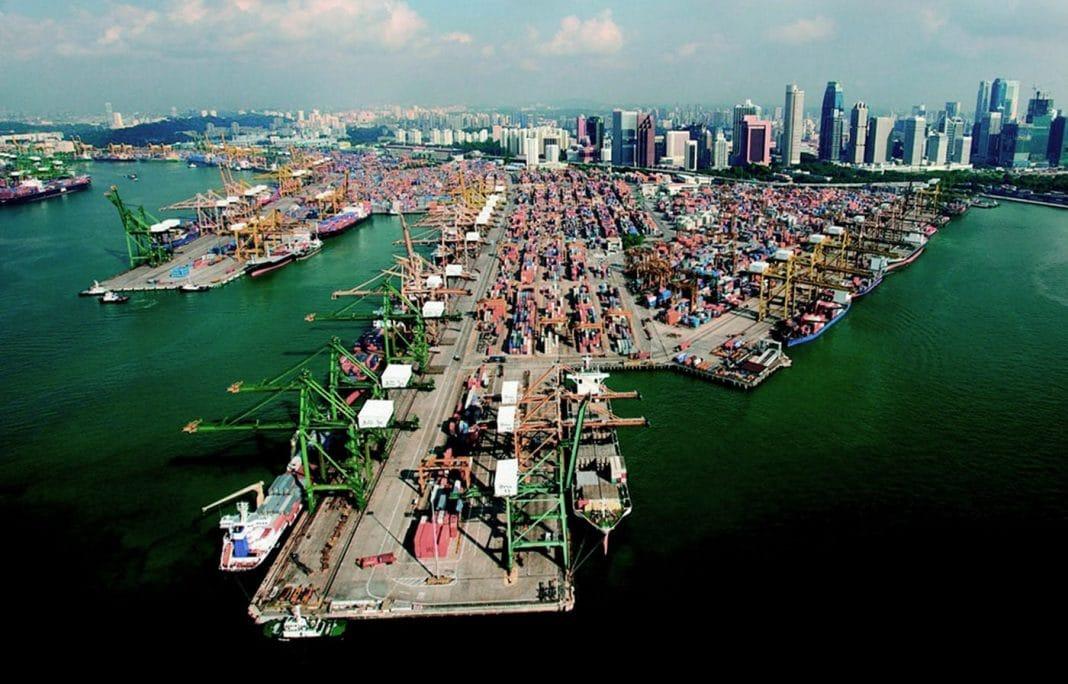 puerto de singapur1