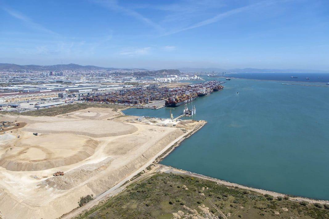 inversiones del puerto de barcelona