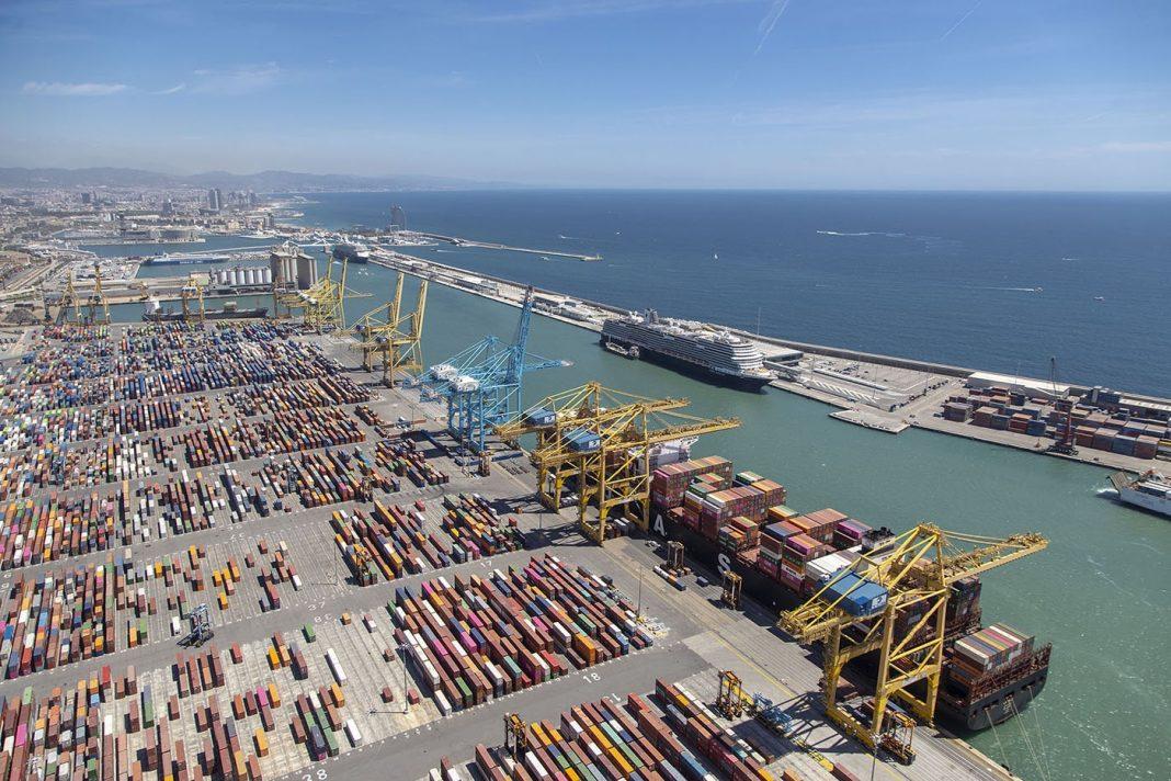 puerto de barcelona min