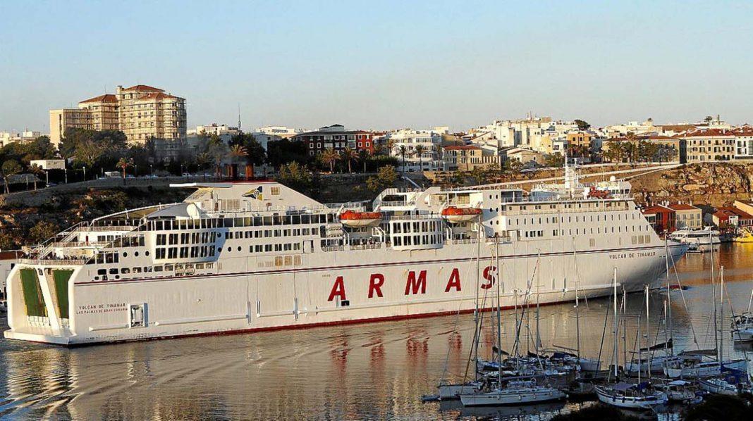 puertos del estado pasajeros