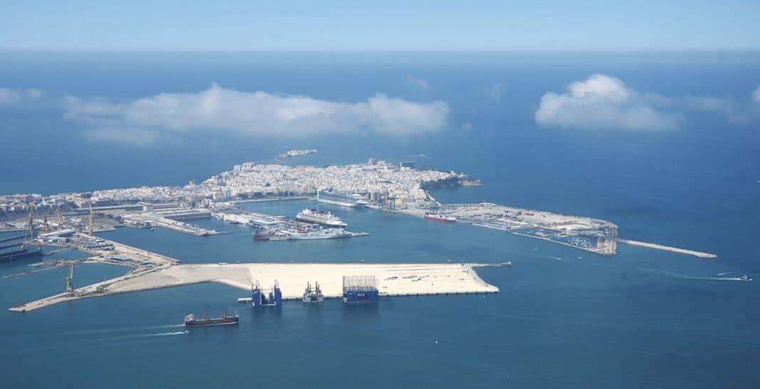 trafico puertos
