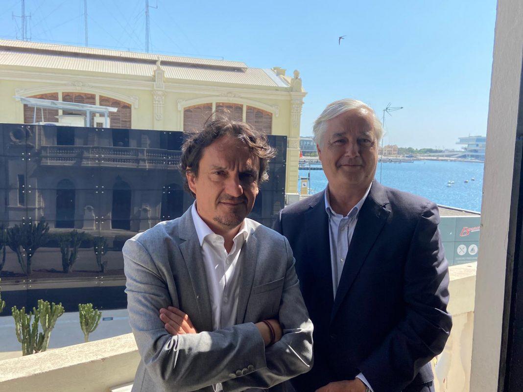 Antonio Torregrosa y Federico Torres