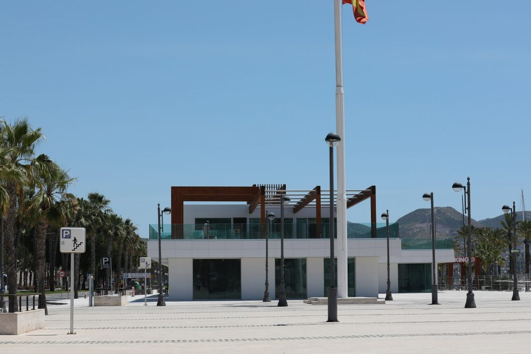 Cartagena Plaza min